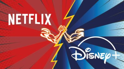 Why Netflix Is Using Anime To Take On Disney