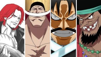 The Top 10 Strongest Pirate Crews - One Piece