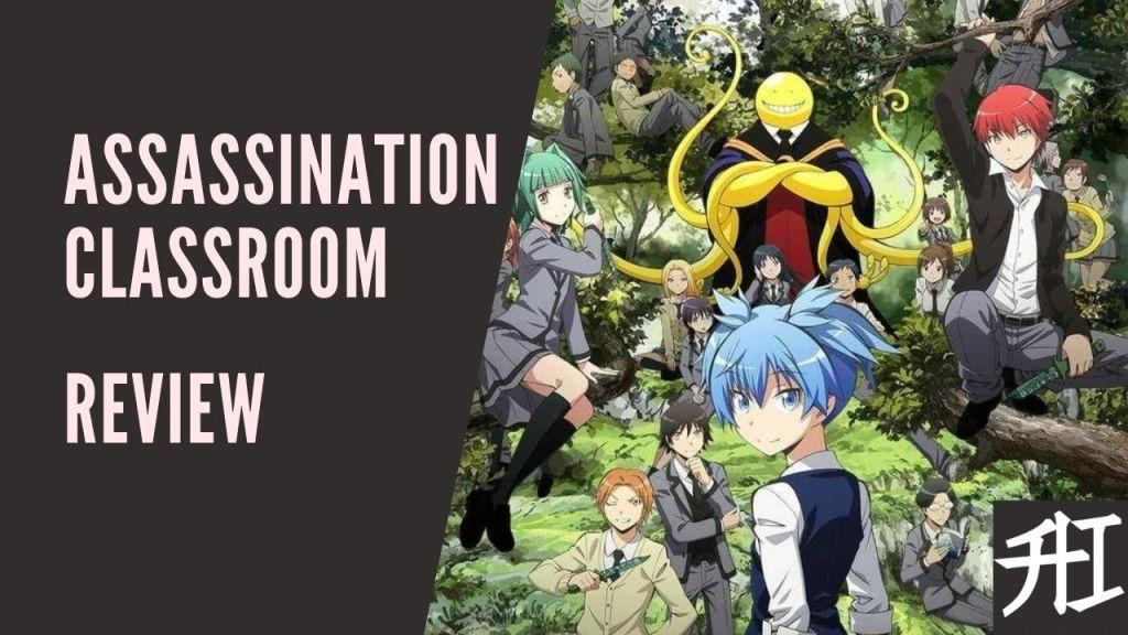 Assassination Classroom Review