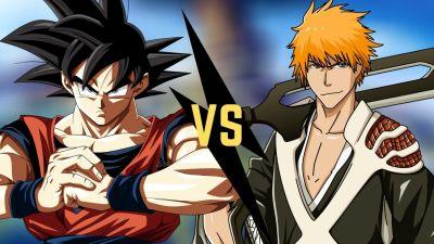 Goku vs Ichigo