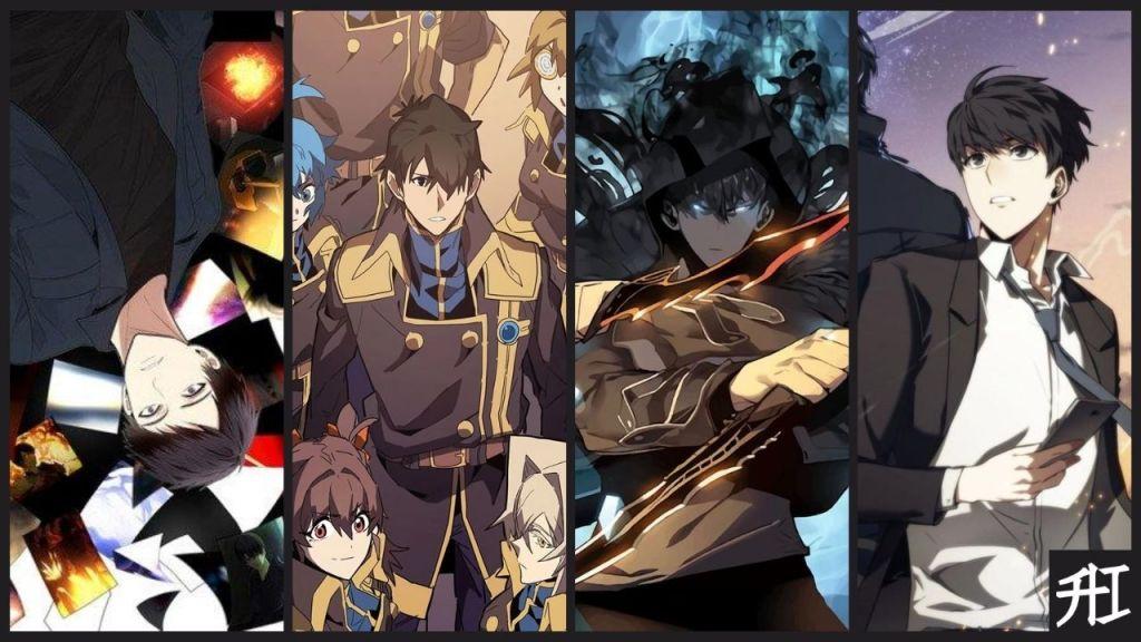 Top 10 Manhwa/Manga like Solo Leveling