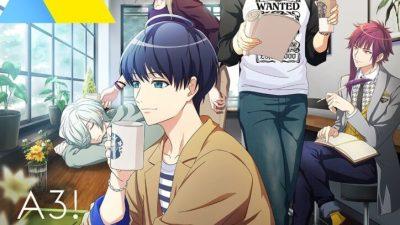 A3 anime