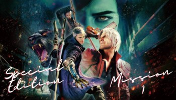 DMC5: Special Edition Mission 1 | Gameplay