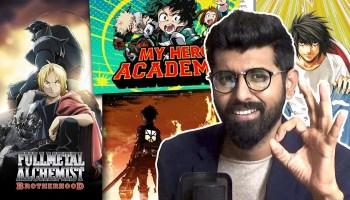 Shwetabh Talks about his Favorite Anime with @InSaiyanTV