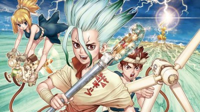 Dr. Stone (Anime)