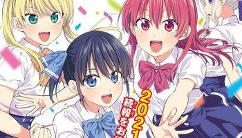 Kanojo mo Kanojo Manga Gets TV Anime Hiroyuki Confirms 2021 Premiere