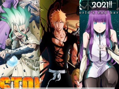 List of All Upcoming Anime in 2021