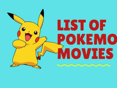 List Of All Pokémon Movies