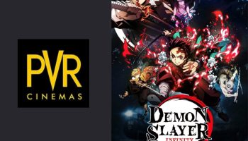 VR Cinemas in talks with Distributors to release the Demon Slayer Movie in India.