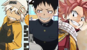 Top 15 Anime/Manga Similar To Fire Force