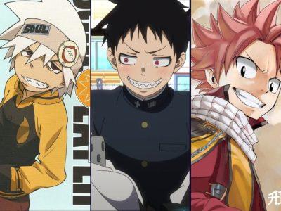 Top 15 Anime/Manga Similar To Fire Force