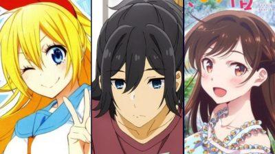 anime manga like horimiya
