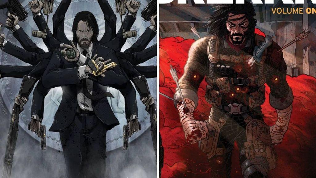 "Keanu Reeves Stars In ""BRZRKR"" Comic Film & Anime Adaptation By Netflix"