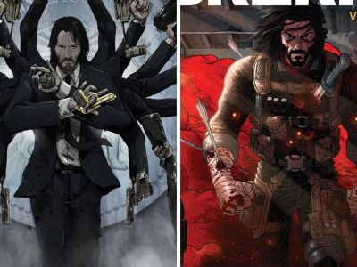 "Keanu Reeves Stars In ""BRZRKR"" Comic Film & Anime Adaptation By Netflix"