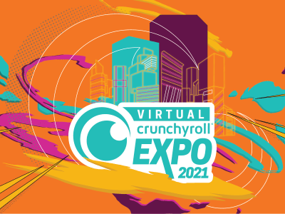 Crunchyroll Expo 2021 will be a Virtual Event this August