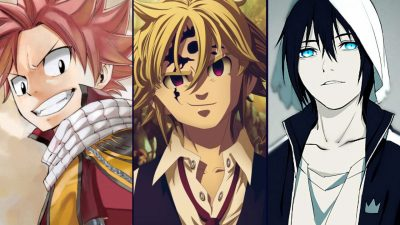 Top 11 Anime/Manga Like The Seven Deadly Sins