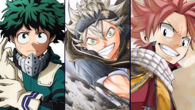 Top 15 Anime/Manga Similar To Black Clover
