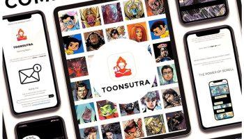 Toonsutra - Indian Webtoon Comics Platform by Graphic India