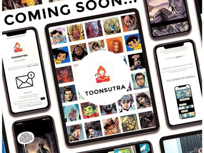 Toonsutra - Indian Webtoon Comics Platform by Graphic India
