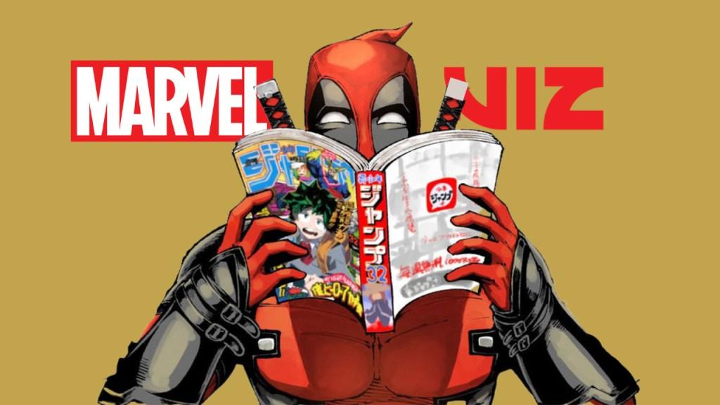 Marvel & Viz Will Publish Deadpool: Samurai, Marvel Meow, 'Secret Reverse' Manga
