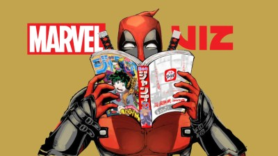 Marvel & Viz Will Publish Deadpool: Samurai, Marvel Meow, 'Secret Reverse' Manga