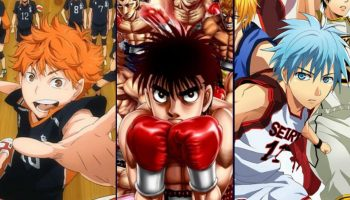Top 10 Must Watch Sports Anime