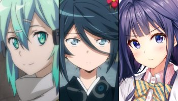 Top 5 Blue Haired Anime Girls Who Wear It Best