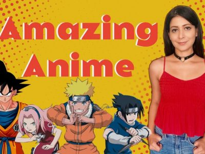 Freishia Bomanbehram On Anime In India