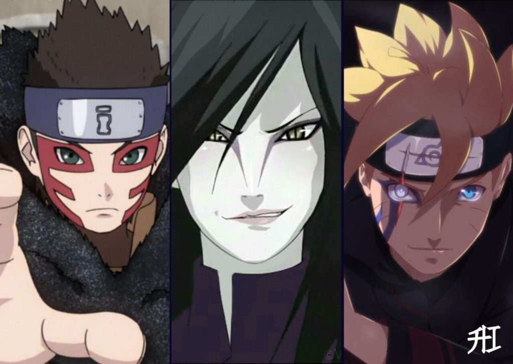 Top 9 Most Intelligent Boruto Characters