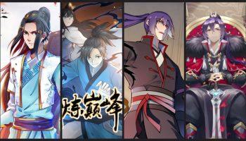 Top 10 Best Manga/Manhua Like Martial Peak