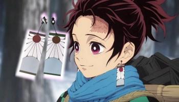 Tanjiro's Hanafuda Earings Origin & Symbolism Explained