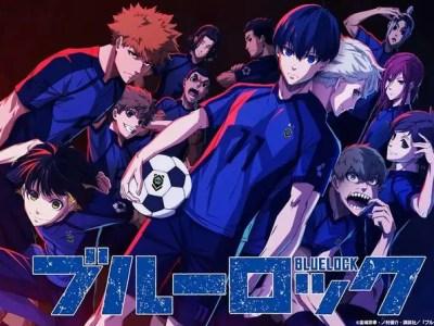 Blue Lock Soccer Manga Inspiring a TV anime With 2022 Premiere