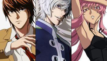 Anime/Manga Like Platinum End