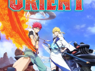 Orient Anime Arrives in 2022, Visual Revealed Along with Main Cast, Staff