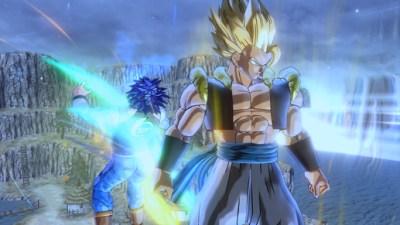 Gogeta Coming to Dragon Ball Xenoverse 2 as DLC Character