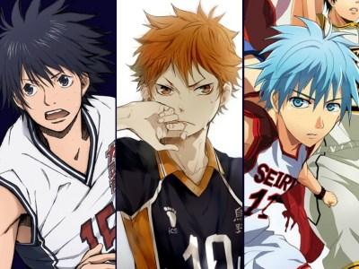 Top 15 Anime/manga like Haikyu!! 2021