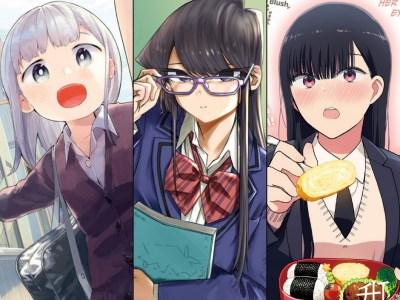 Anime/Manga like Komi-san Can't Communicate
