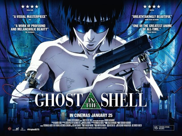 Cost to Make Ghost in the Shell 1995 Anime Film Revealed by Producer