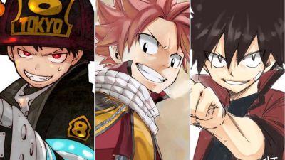 Top 15 Anime/Manga like Fairy Tail
