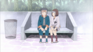 Rin and Obito Together