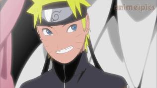 Naruto with Kurama
