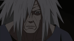 madara white hair