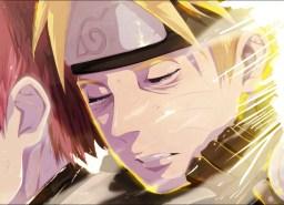 Naruto loses Kurama