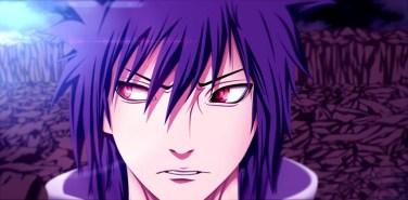 Sasuke the Young Uchiha