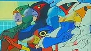 科学忍者隊ガッチャマン 【概要・あらすじ・主題歌・登場人物・声優】
