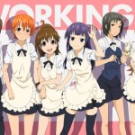 WORKING!! 【概要・あらすじ・主題歌・登場人物・声優】