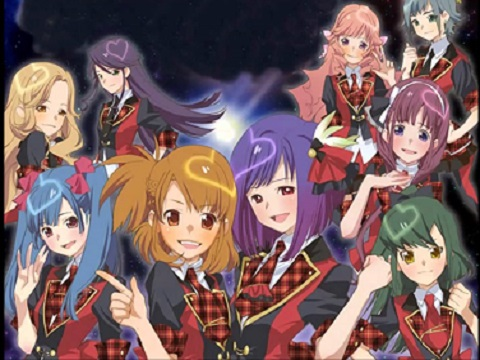 AKB0048 next stage 【概要・あらすじ・主題歌・登場人物・声優】