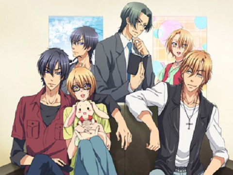 LOVE STAGE!! 【概要・あらすじ・主題歌・登場人物・声優】