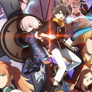 Fate/Grand Order 絶対魔獣戦線バビロニア 【概要・あらすじ・主題歌・登場人物・声優】