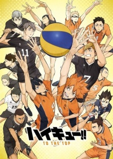 Haikyuu!!: To the Top 2nd Season 1